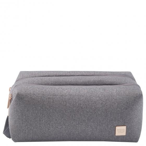 Barbara Softside Kulturtasche 27 cm grey