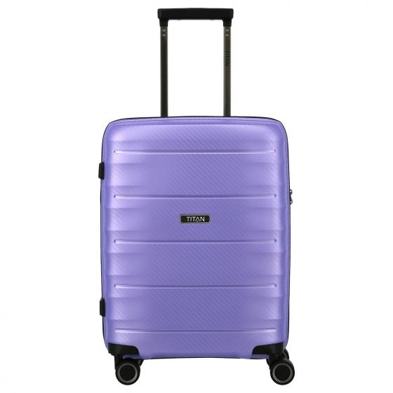 Highlight 4-Rollen-Kabinentrolley S 55 cm lilac metallic
