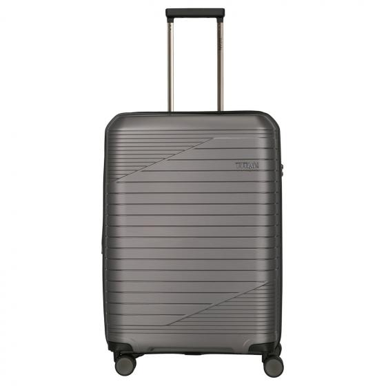 Transport 4-Rollen-Trolley M 67 cm erweiterbar anthracite metallic